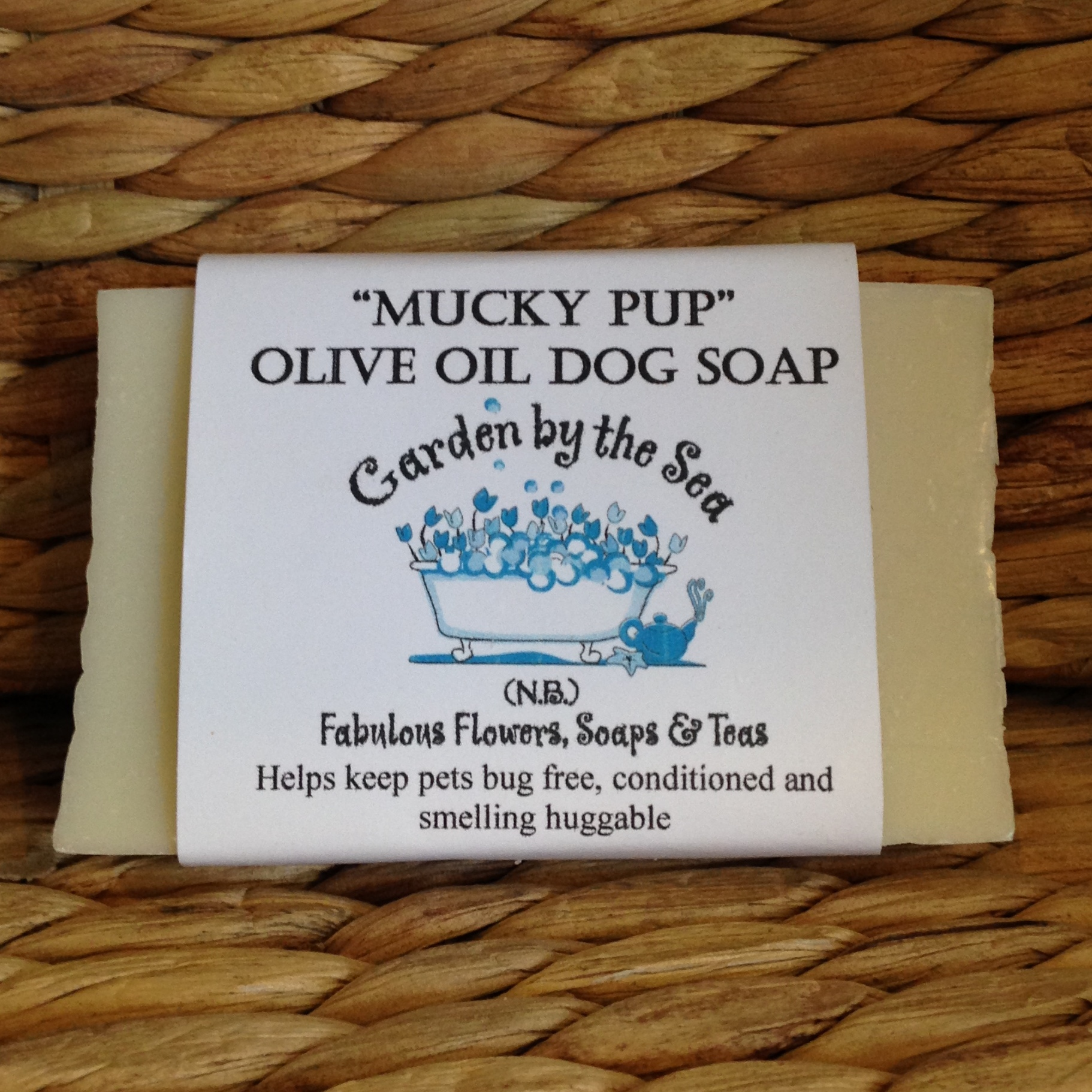 Mucky Pup Soap