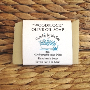Woodstock Olive Oil Soap Garden By The Sea